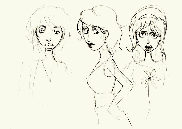 Myjkolada's Sketchbook